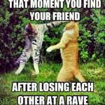 Lose your friend