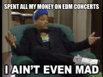 Spent all my money