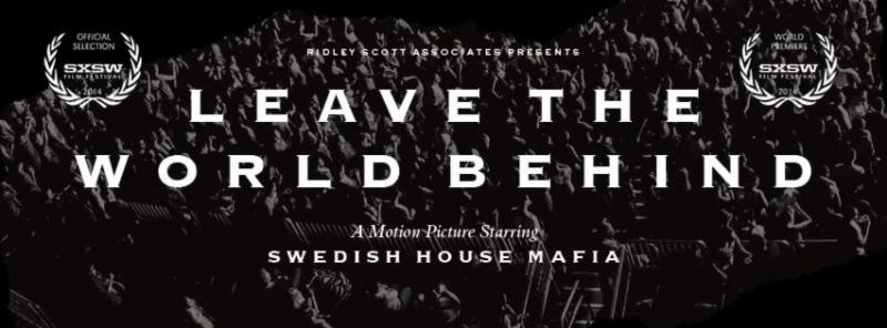 SHM Leave The World Behind