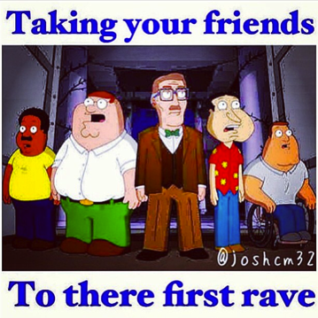First Rave