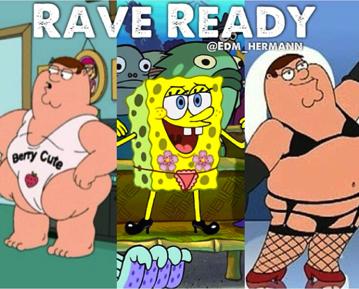 Rave ready